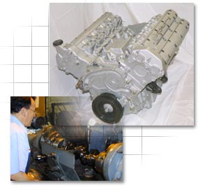 About Precision Engine Rebuilders